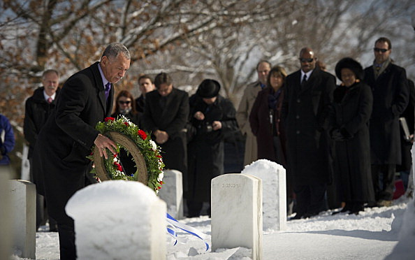 NASA Marks Day of Remembrance