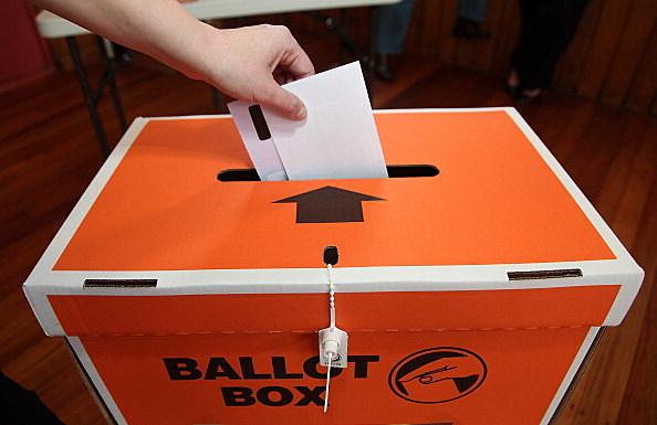 Wichita Falls General Elections