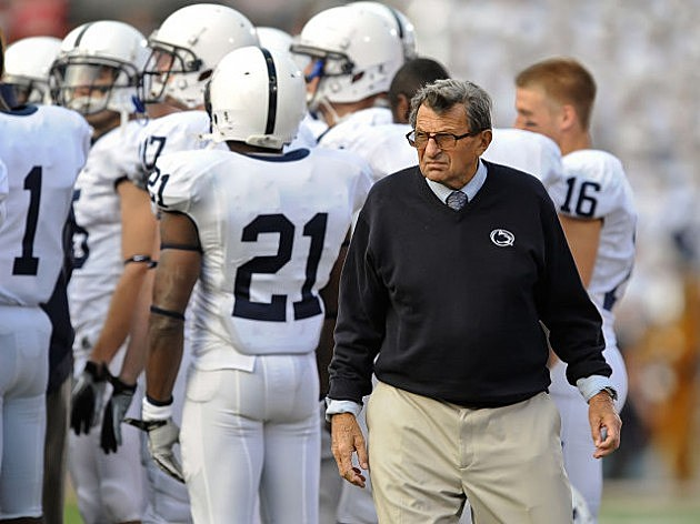 Joe Paterno to Retire
