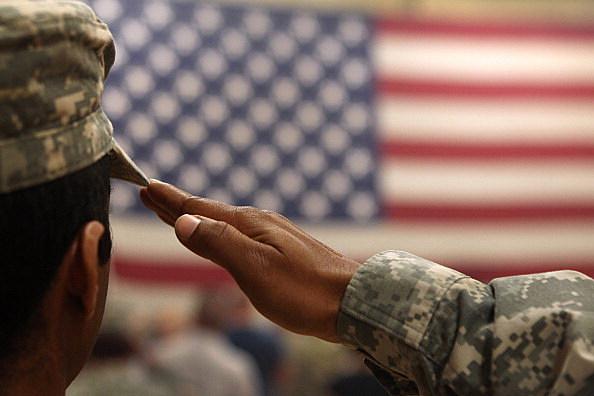 Veterans Salute