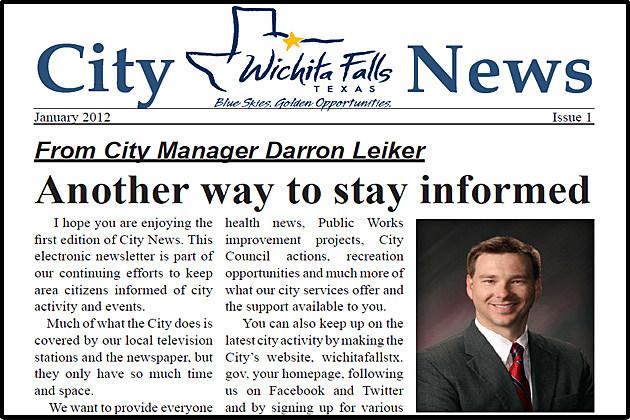 City of Wichita Falls Newsletter