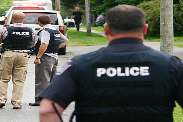 Police Shoot Armed Eight Grader