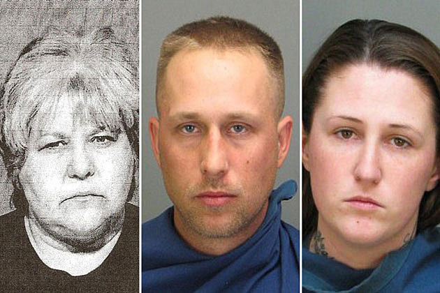 Terry Janiece Green - Justin Wayne Green - Stephanie Heaston