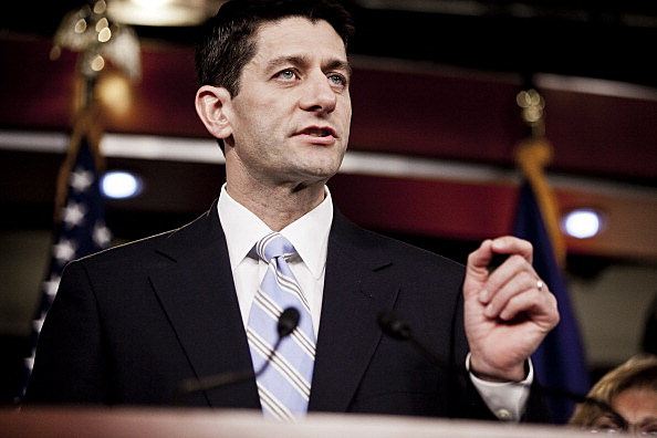 Rep. Paul Ryan (R-Wisconsin)