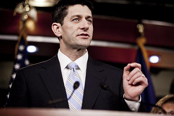 Rep. Paul Ryan (R-Wisconsin)