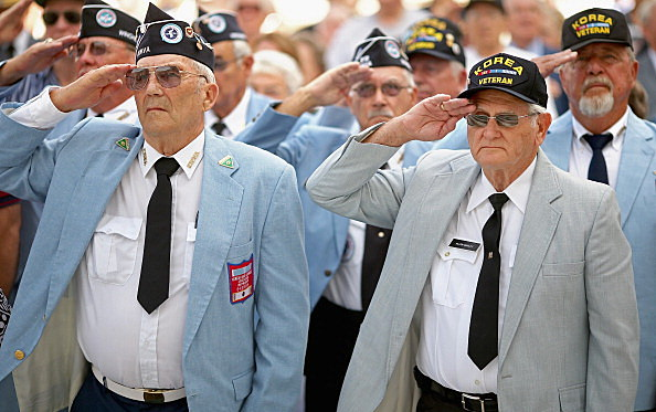 Honor America's Veterans