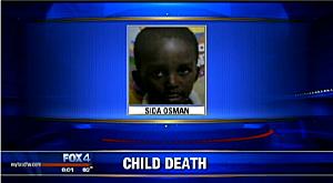 Sida Osman Child Death Fort Worth Texas