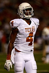 Cayleb Jones Leaves Longhorns, Charged With Assault