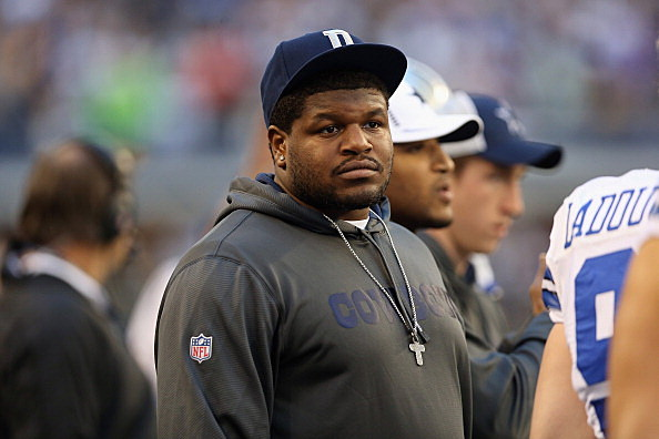 Josh Brent gets out of jail