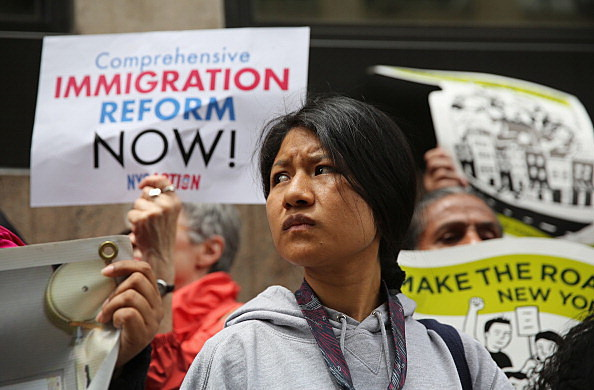 Immigration Reform Bill Uncertain Future