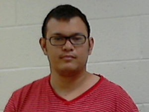 Harvey Alfred Bisson - Wichita Falls Drug Arrest