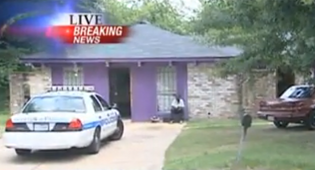 Men held captive in Houston house
