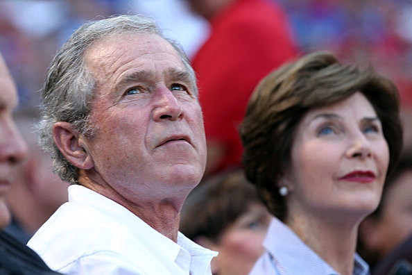 George W. Bush has heart surgery