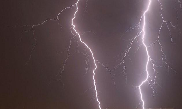 Lightening strikes man twice in texas
