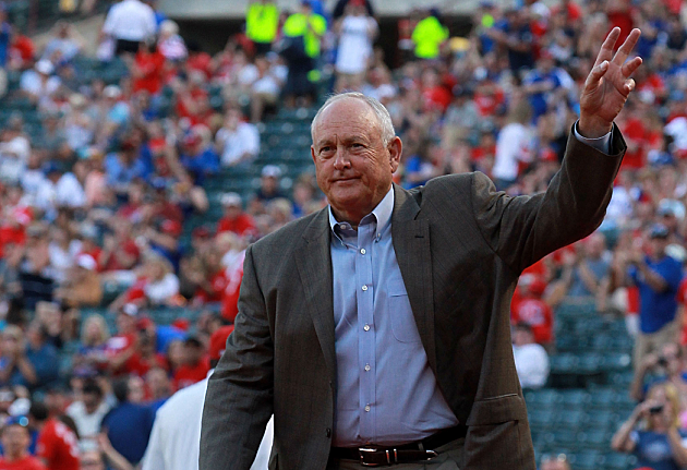 Nolan Ryan retiring from Texas Rangers