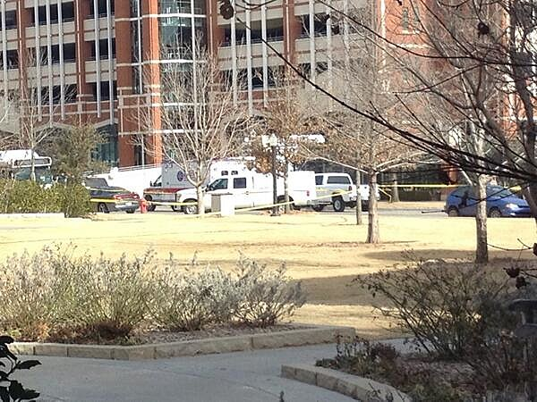 Possible shooting at University of Oklahoma