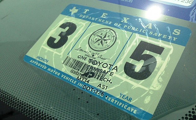 Car inspection sticker requirements 17