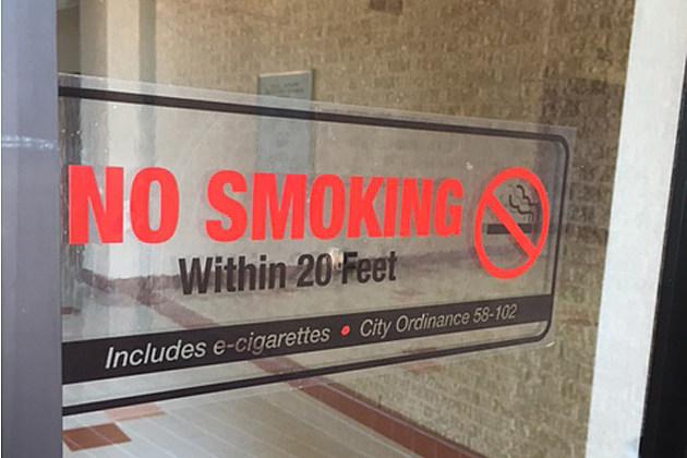 Wichita Falls smoking ban grace period over