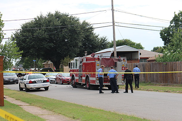 Shooting in Wichita Falls on Kingston Drive