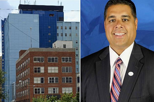 Stephen Santellana new Wichita Falls Mayor
