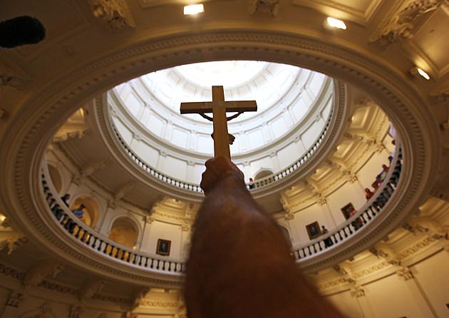 Rick Perry Calls Texas Legislature Back For Special Second Session
