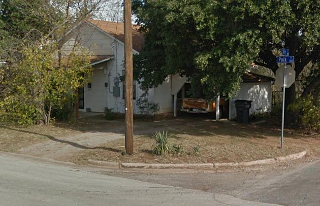 Home invasion Polk Street Wichita Falls