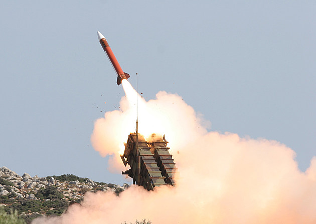 German Cabinet Approves Patriot Missiles For Turkey