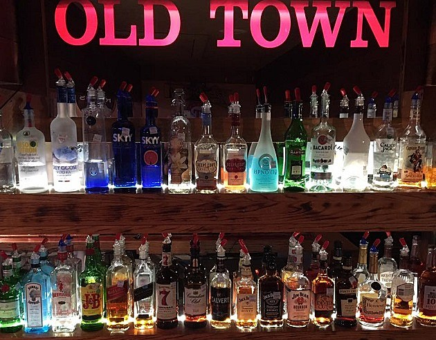 Old Town Saloon Facebook
