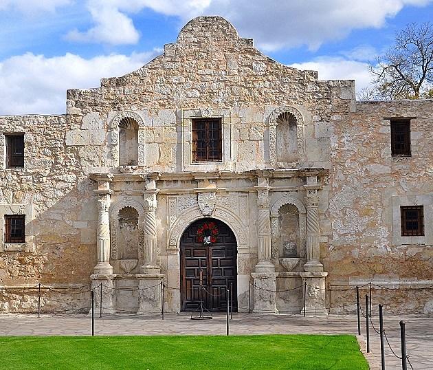 Changes to Alamo in Texas - George P. Bush reimagine alamo